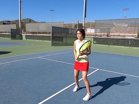 Increasing Volley Power