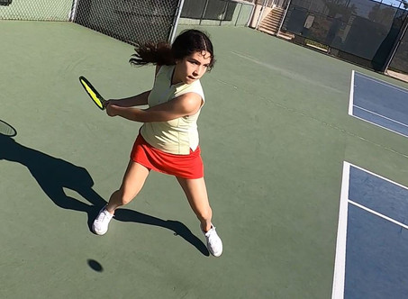 Customized Training Based on Tennis Style