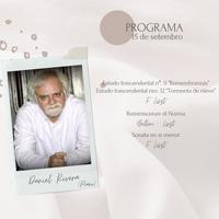 Concierto - Daniel Rivera - 15 de setembro