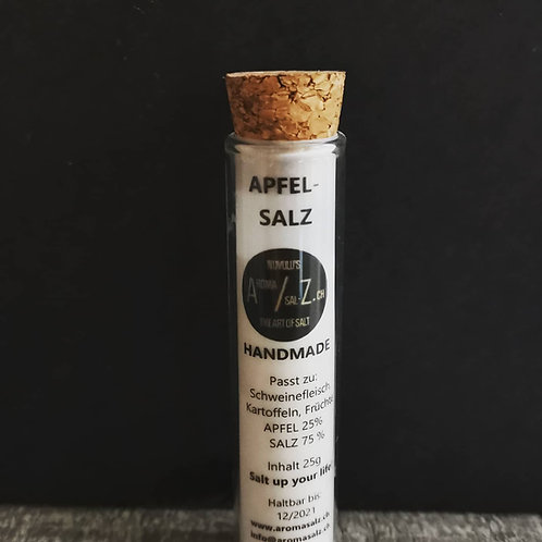 Apfel Aromasalz Tube