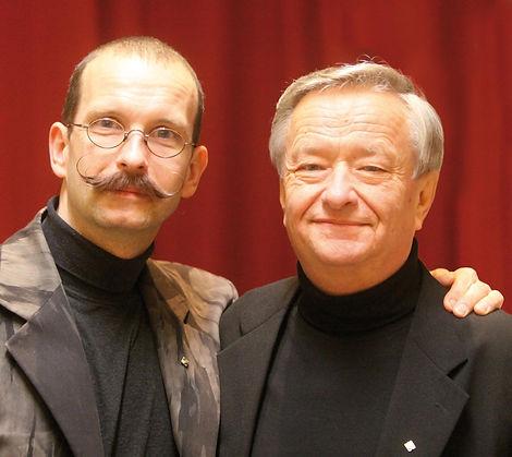Axel Hecklau & Dieter Arnold