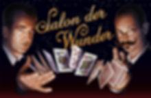 Salon der Wunder - die öffentliche Show von Zauberer  Axel Hecklau aus Berlin