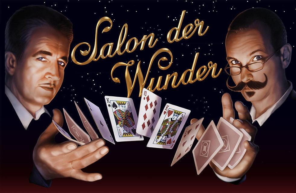 Salon der Wunder - Zaubershow in Berlin