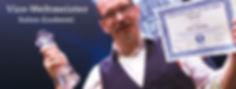 Vize Welmeister der Salon Magie 2018: Axel Heckau aus Berlin