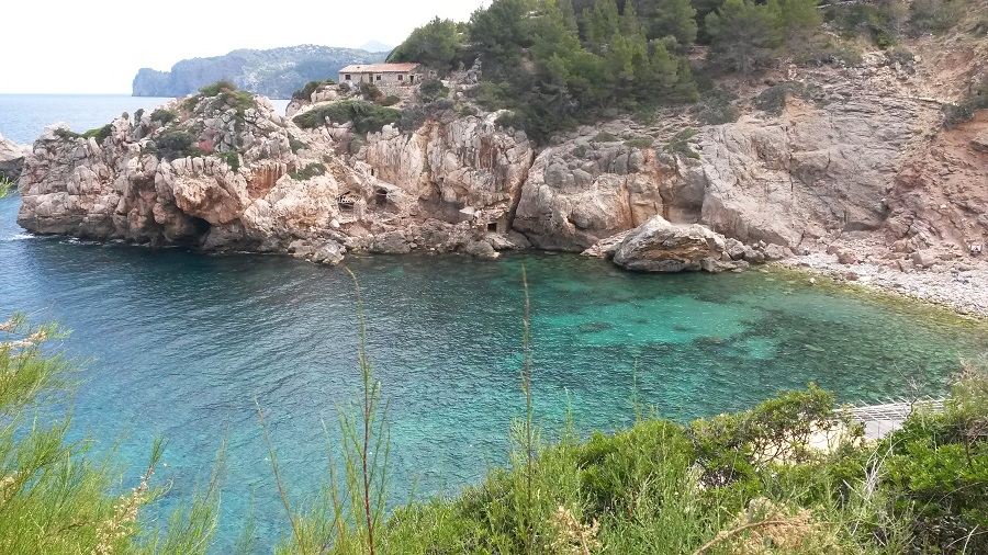 rental vacation Cala Deia Mallorca