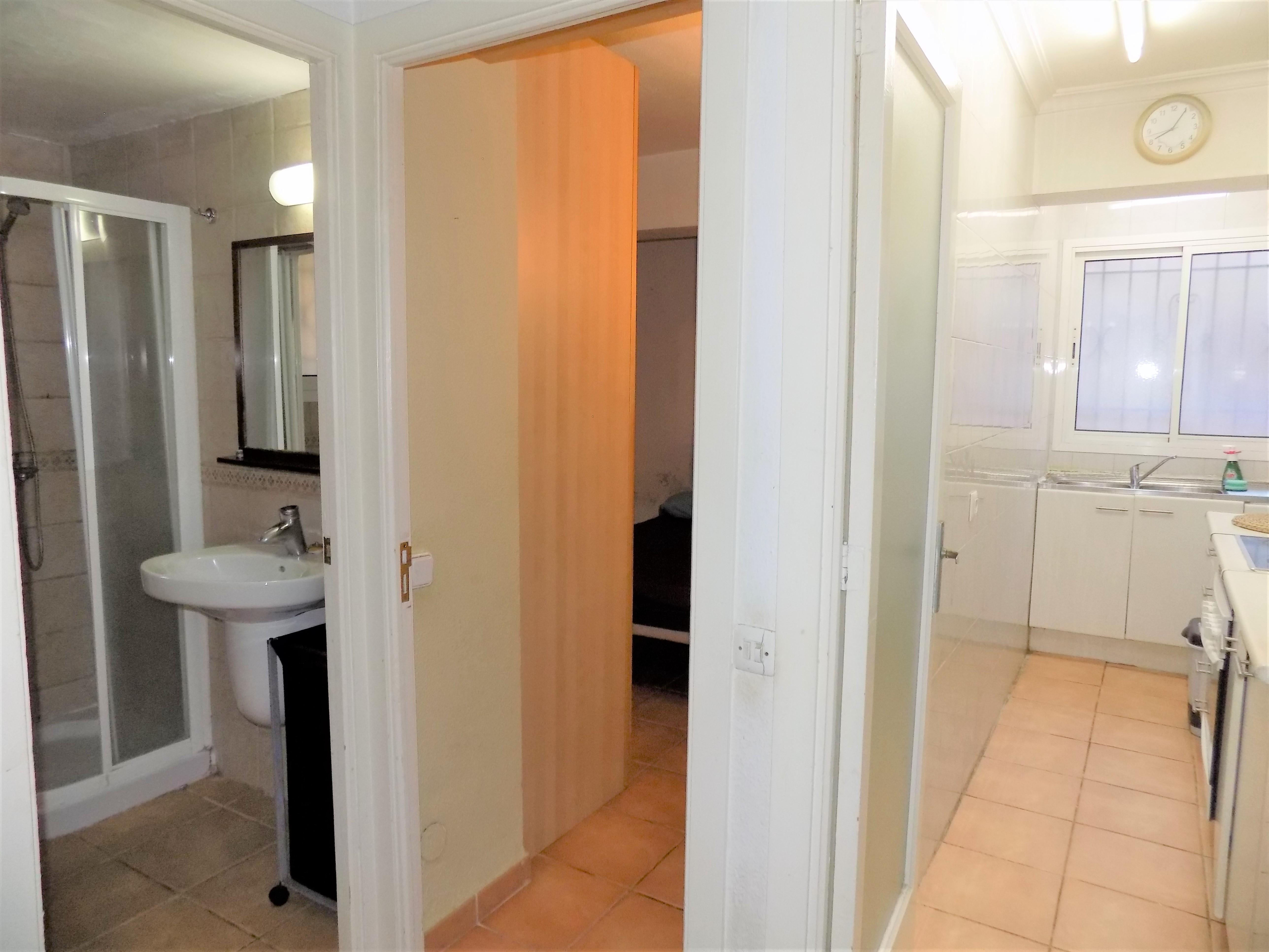 Apartment 1 room at Porto Pi