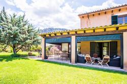 Villa at Esporlas