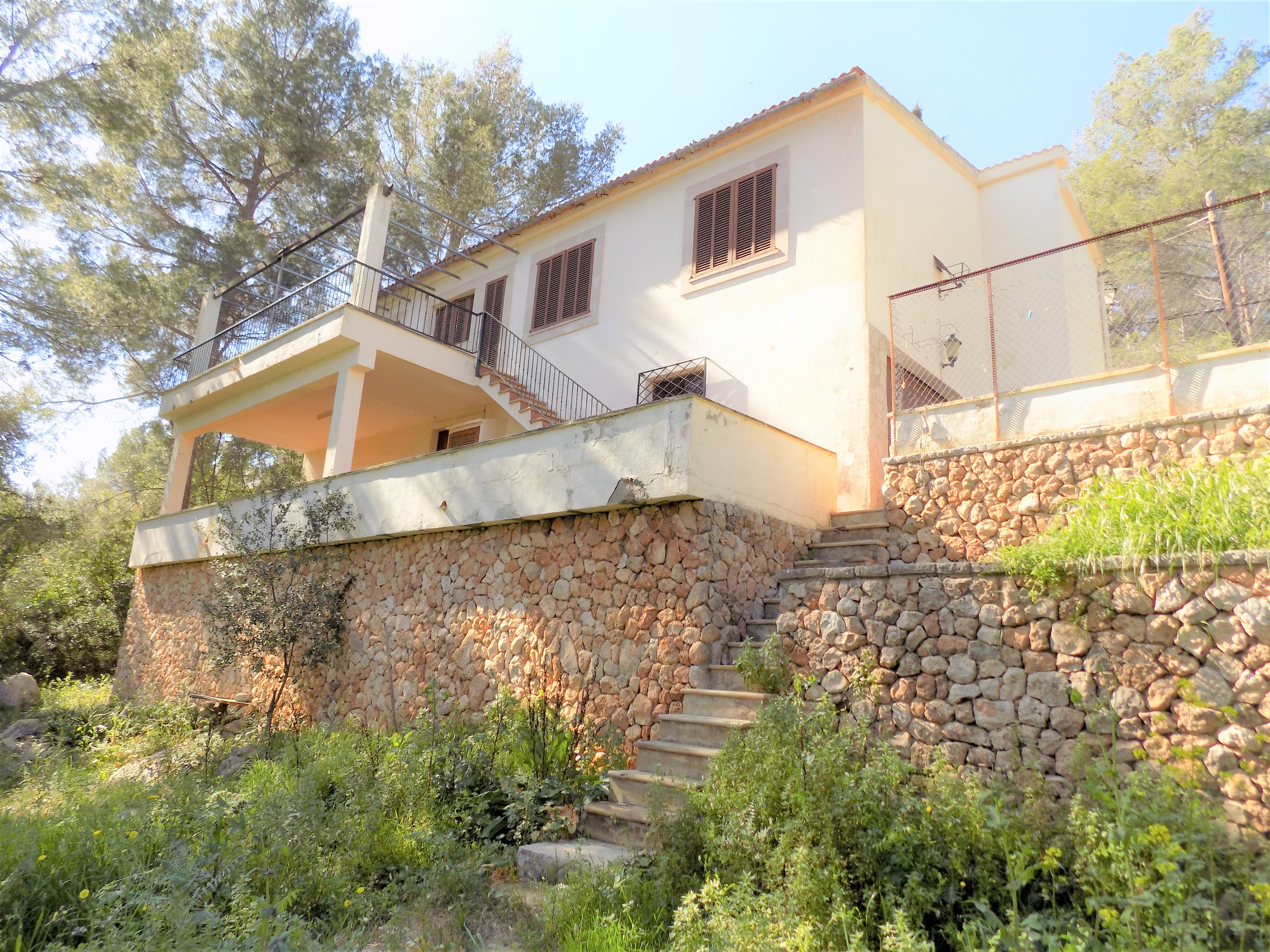 Property at Ses Rotgetes to reform