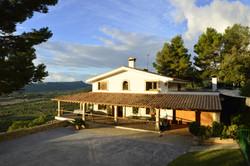 Casa con vistas a la Bahia de Palma