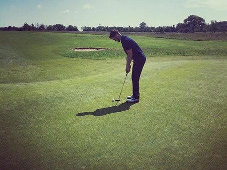 BECOME FEARLESS OVER SHORT PUTTS