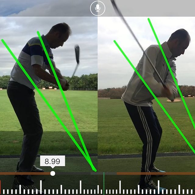 Neil Brown Was Experiencing Some Impact Issues Causing Inconsistent Strikes & Misses Mainly Left! We