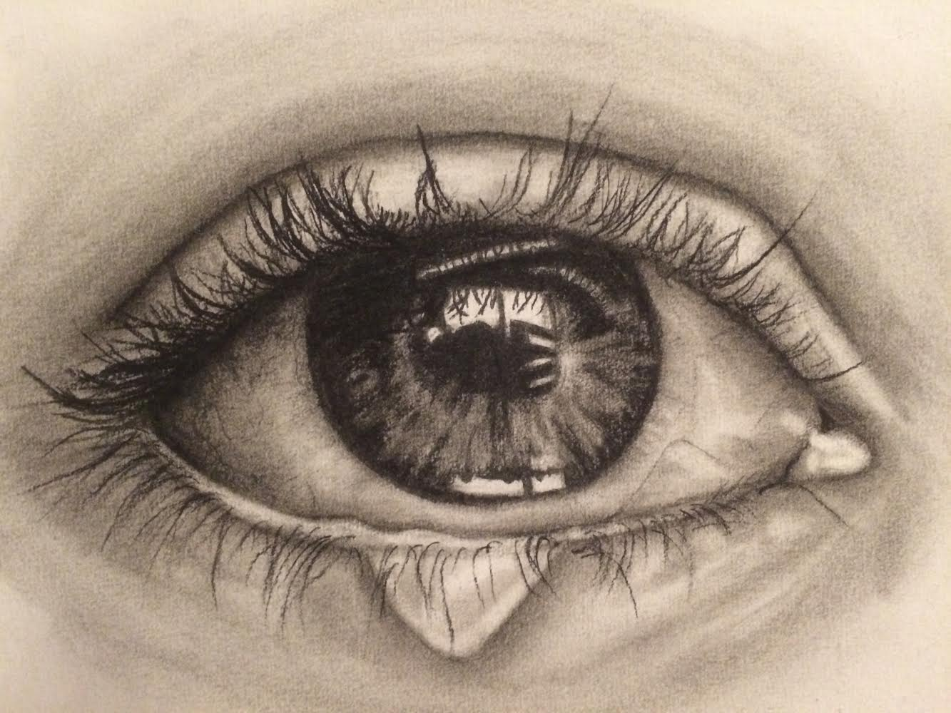 olho rascunho