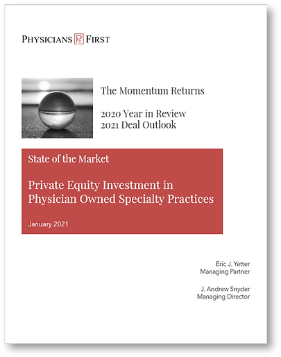 2021 All Specialty Outlook Download Borc