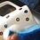 Thumbnail: Marcador Permanente Artístico para ceramica CIS - Ceramic marker