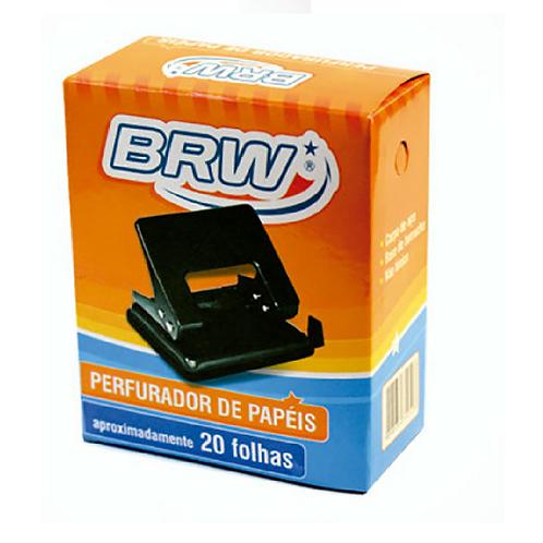 PERFURADOR DE PAPEL BRW PF2000