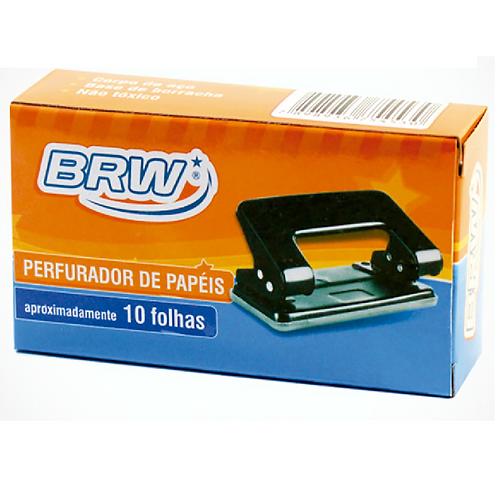 PERFURADOR DE PAPEL BRW PF1000