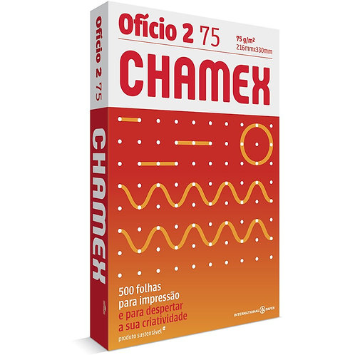 PAPEL CHAMEX OFFICE 210X297 A4 C 500