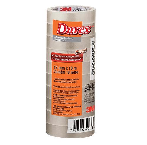 FITA DUREX 12X10 ADERE C 10