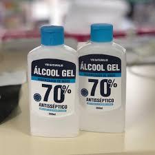 ALCOOL GEL ANTISSEPTICO 200ML