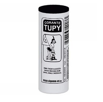 TINTA P TINGIR TUPY PRETO 36
