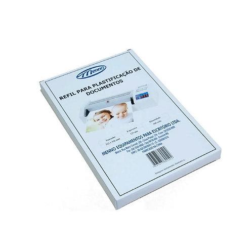REFIL PLASTIFICADOR 65X95MM COM 100
