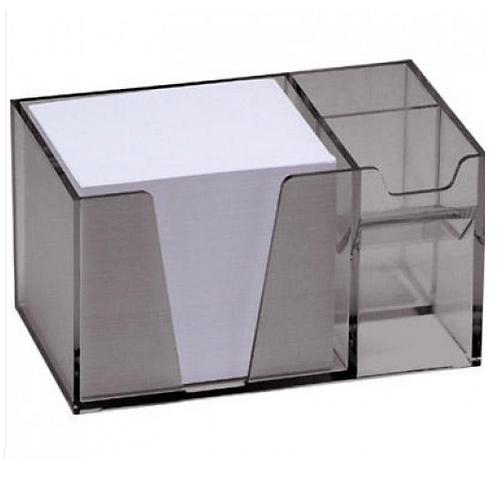 Organizador de mesa com papel Acrimet - Fume
