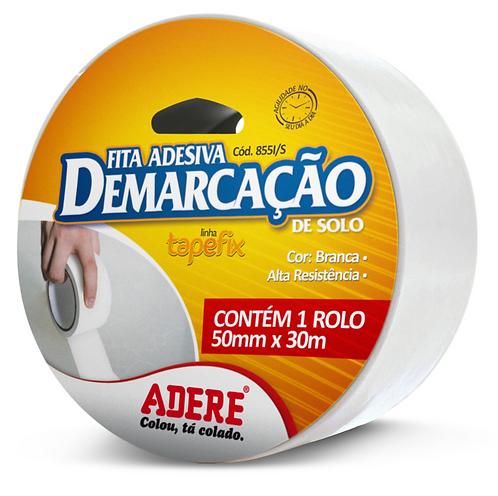 FITA ADESIVA DEMARC SOLO 50X15 BRANCA