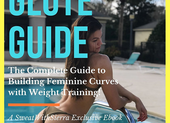 The Glute Guide Ebook