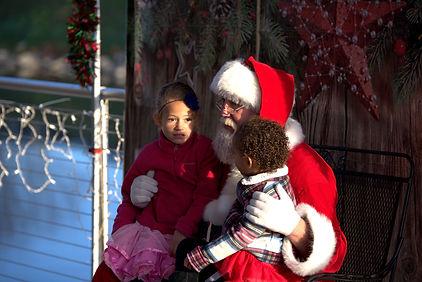 BROADRIPPLE CHRISTMAS PARADE VENDOR SANT