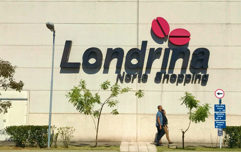 Letreiro Shopping Center