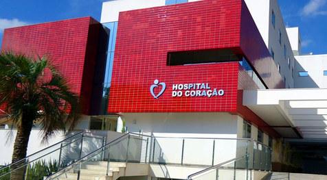 LETREIRO INOX HOSPITAL | VSO VISÃO
