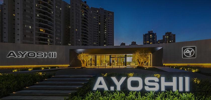 Fachada em ACM | A.Yoshii | VSO Visão