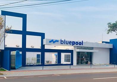 Fachada em ACM | Bluepool | VSO Visão