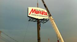 Mega Totem | Centro de Distribuição Super Muffato