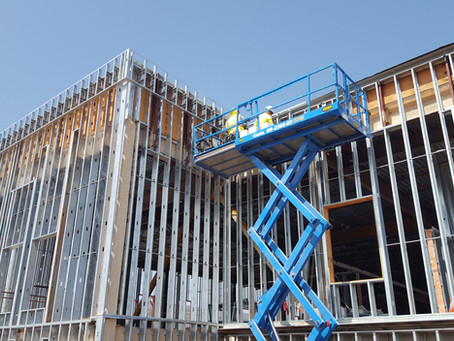 As Construction Continues, Texas Tech Vet School Is Ready For Applications