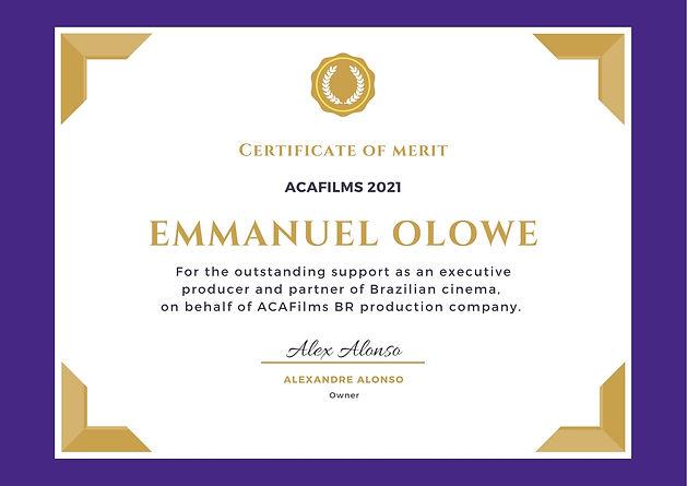Emmanuel Olowe