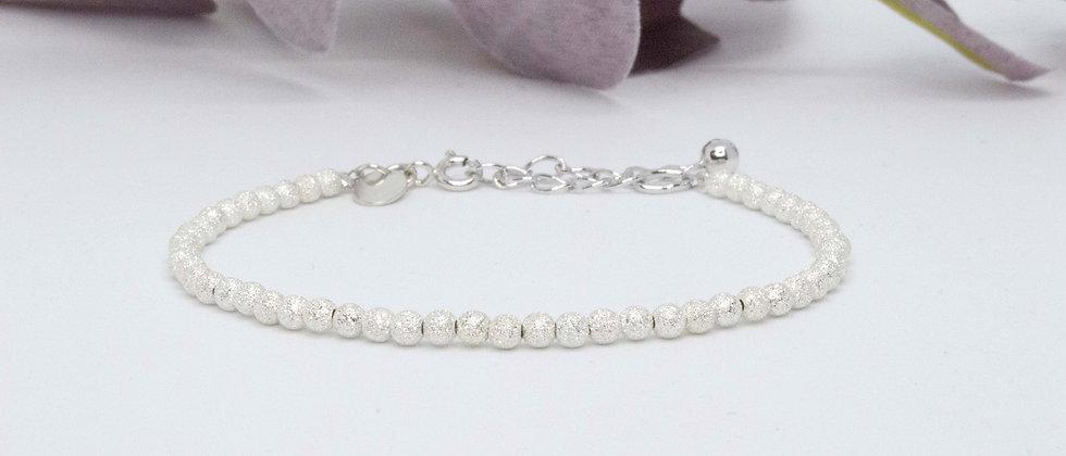 Bracelet | Perles diamantées