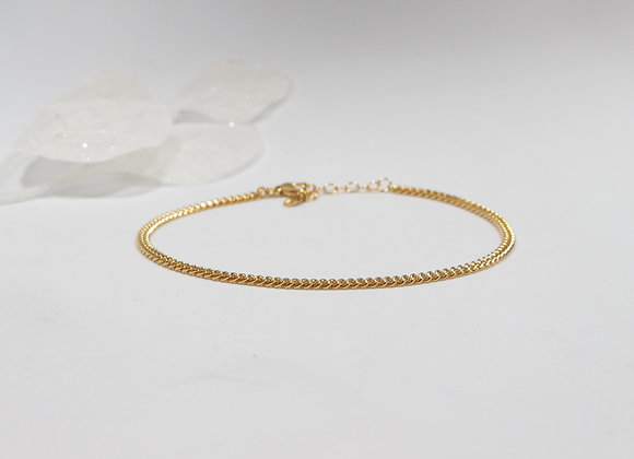 Chevillère doré | Vénus
