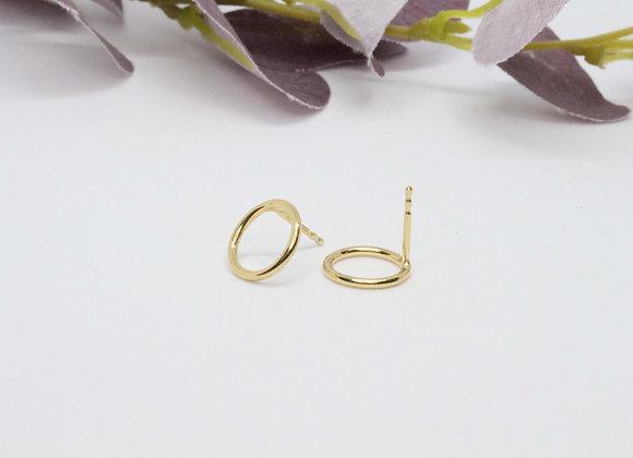 BO doré   Mini-cercles