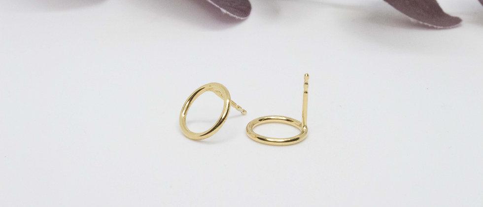 BO doré | Mini-cercles