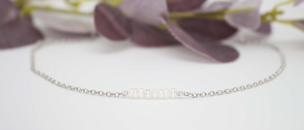 Collier | Choker perles
