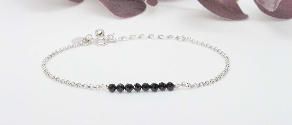 Bracelet | Snipelles noirs