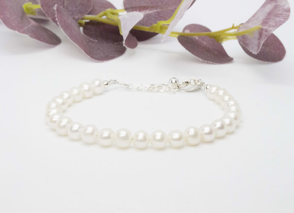 Bracelet   Perles rondes