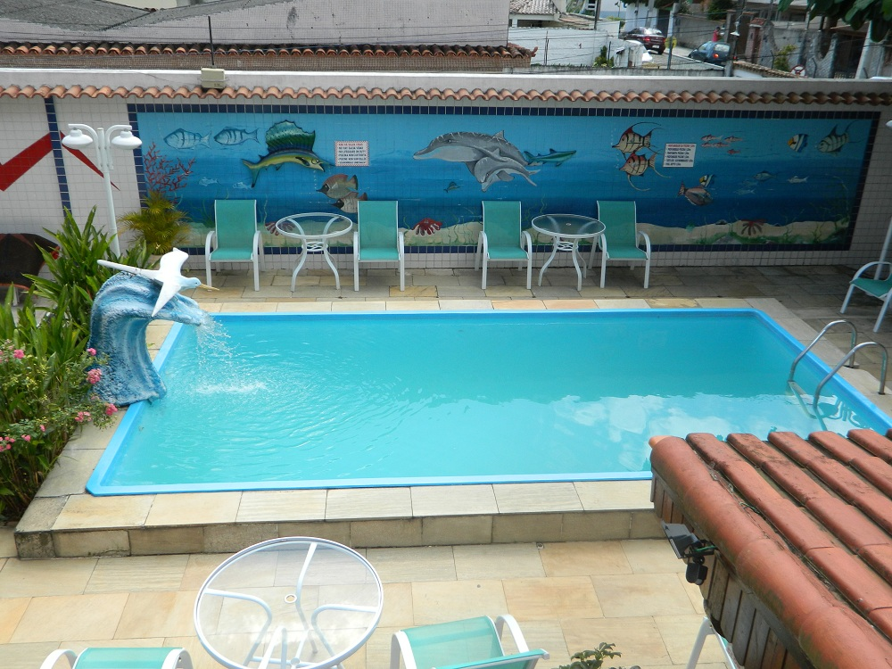 Piscina - Hotel Gaivota