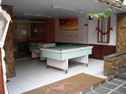 Mesas de Jogos - Hotel Gaivota