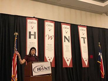 Vanessa Fuentes leadership in Austin Texas