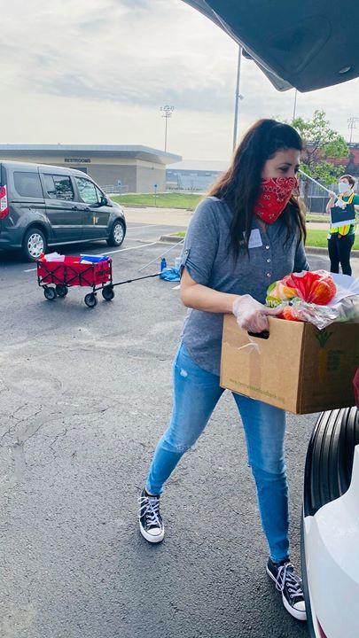 CENTRAL TEXAS MOBILE FOOD PANTRY