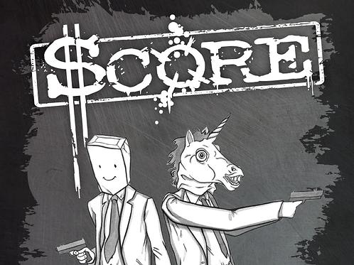 Score: A Heist RPG