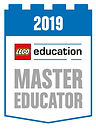 2019 LEGO Education Master Educator Badg