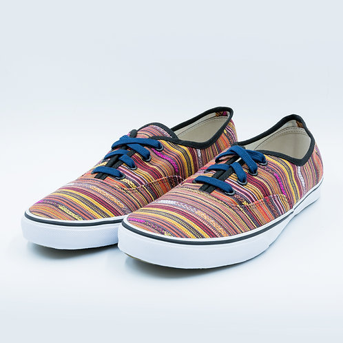 DEV : Authentic Classic Sneakers - Ethnic Stripe